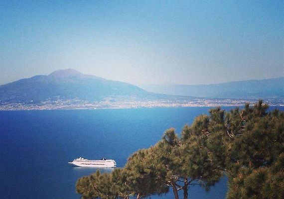 HOTEL RESIDENCE LE TERRAZZE, SORRENTO (Italy) | Rates from €606